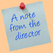 a note from the director